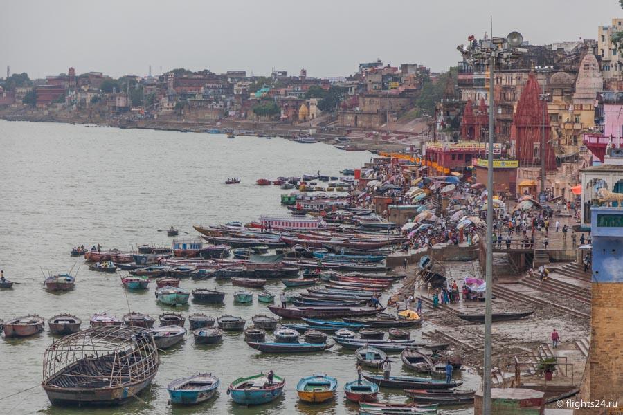 Варанаси Индия