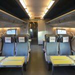 поезд Аллегро вагоны