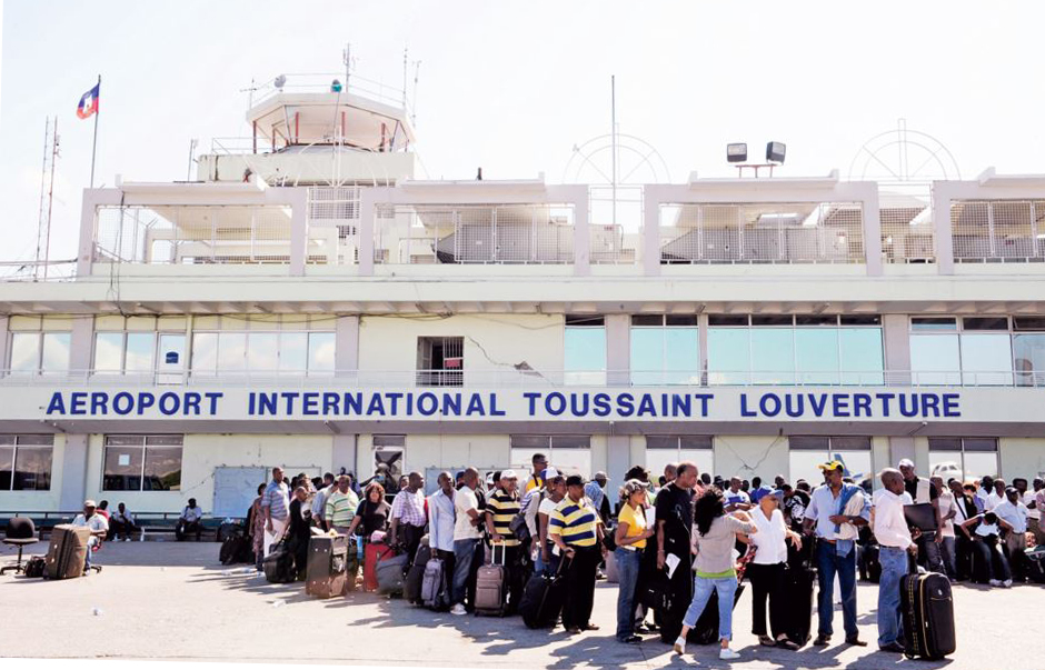 Port au Prince Toussaint Louverture International Airport