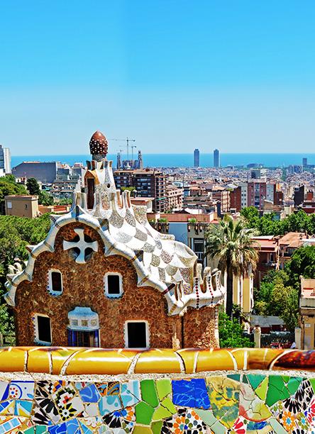 Барселона от 533 руб / день