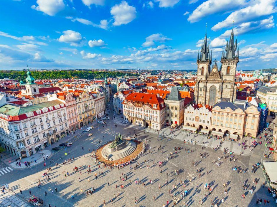 Прага отели