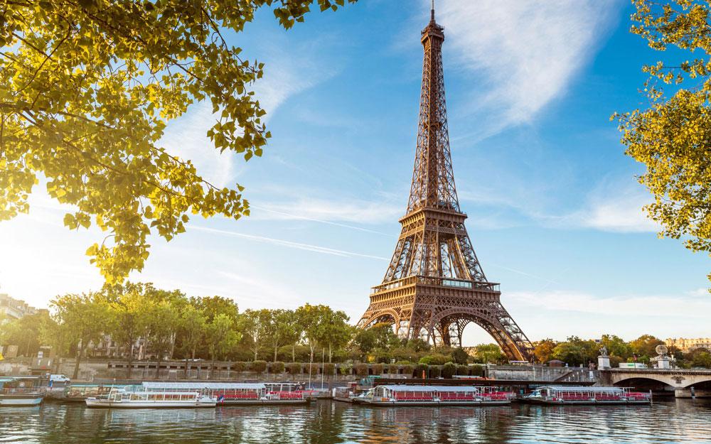 Париж 7362 отелей