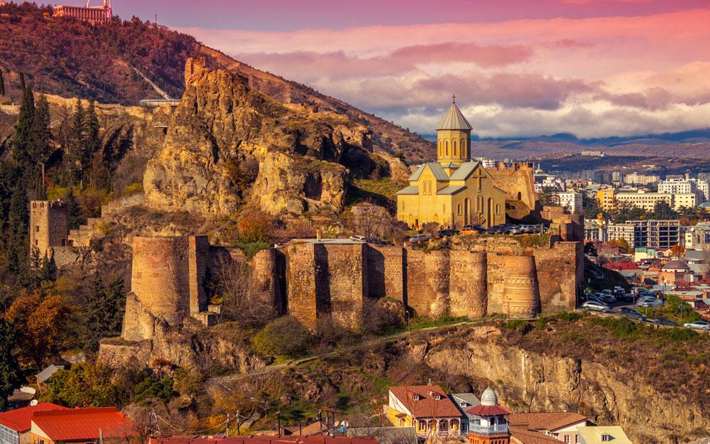 Тбилиси 2024 отелей