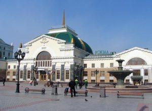 Красноярск вокзал