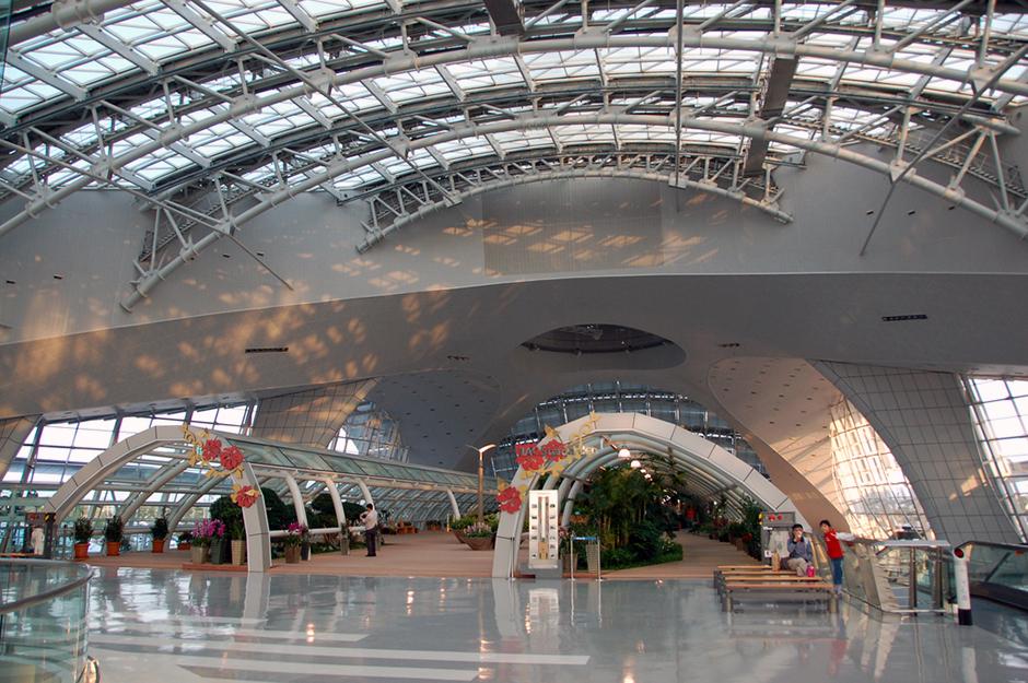 Сеул аэропорт