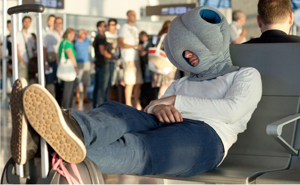 подушка для сна страус Алиэкспресс