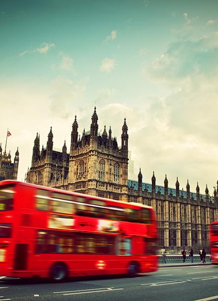Лондон от 1170 руб / день