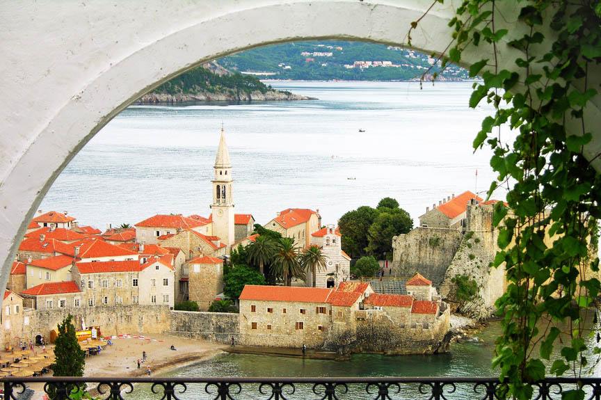отдых в Черногории и Хорватии