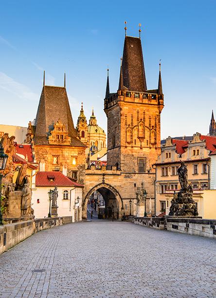 Прага от 418 руб / день