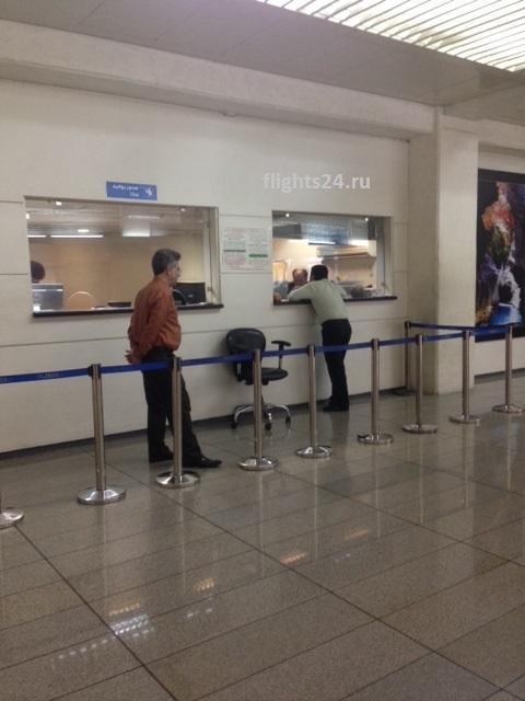 виза в Иран по прилету