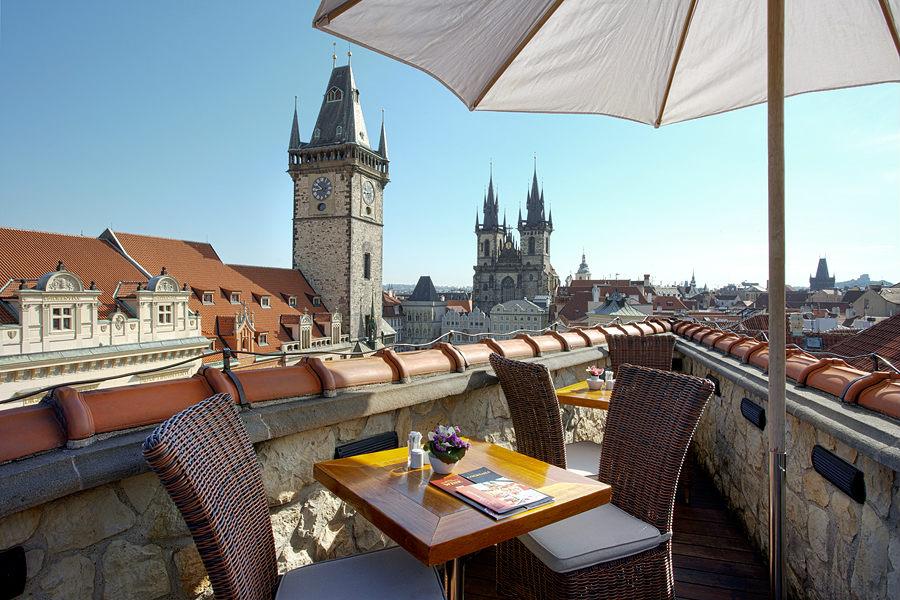 Praha Hotel U Prince