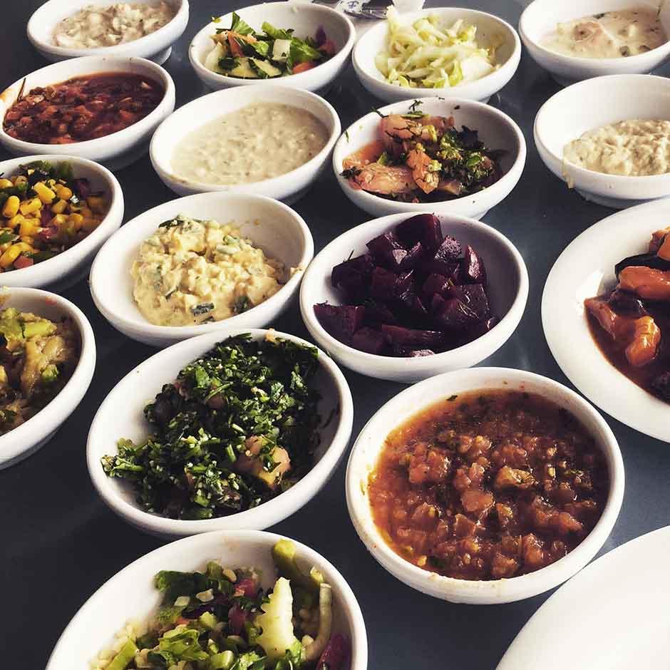 Израиль что поесть
